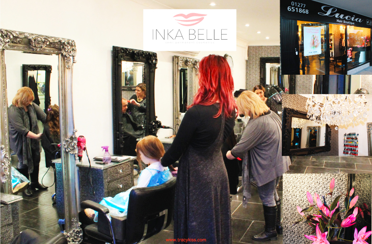 Inka Bella Is Situated Within Lucia Hair Boutique
