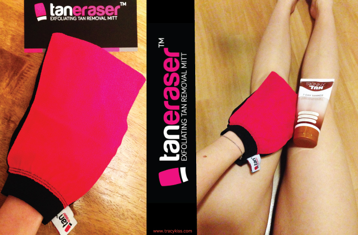 Taneraser Exfoliating Tan Removal Mitt