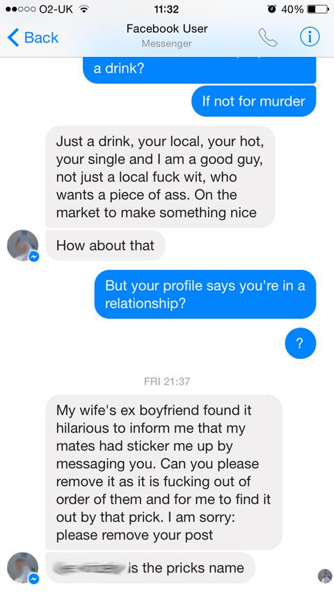 My Facebook Conversation