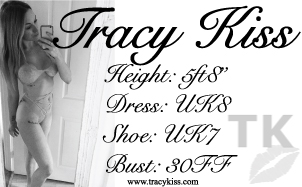 Tracy Kiss Body Stats
