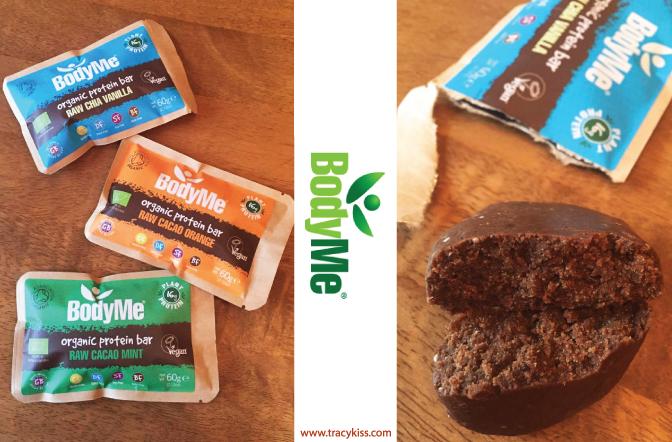 BodyMe Organic Protein Bars