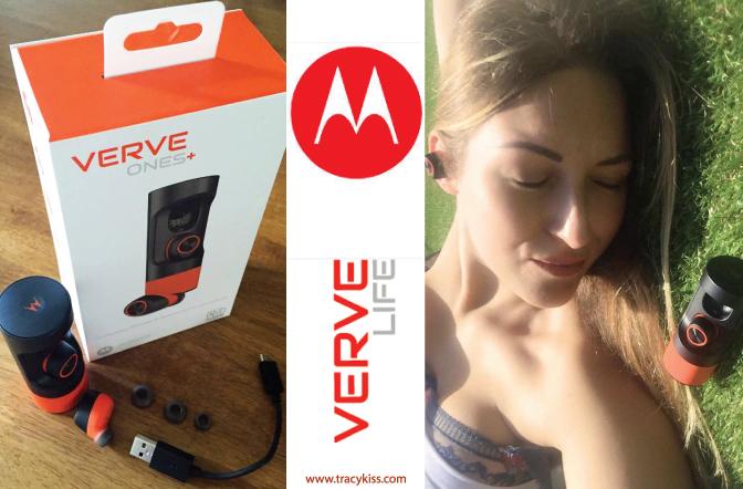 Motorola VerveOnes+ Wireless & Waterproof Smart Earbuds