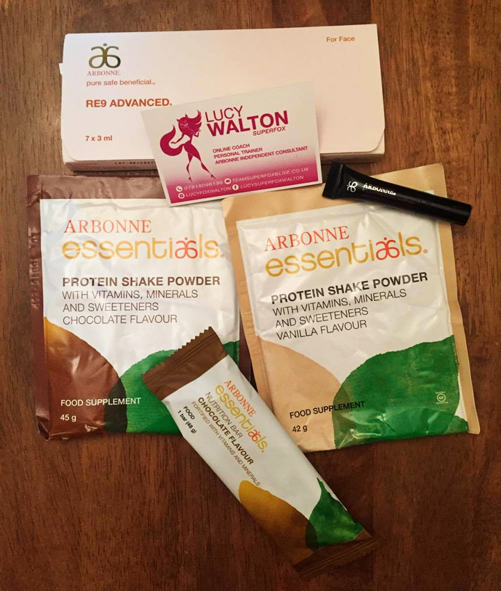 Lucy Walton Sent Me Some Vegan Goodies