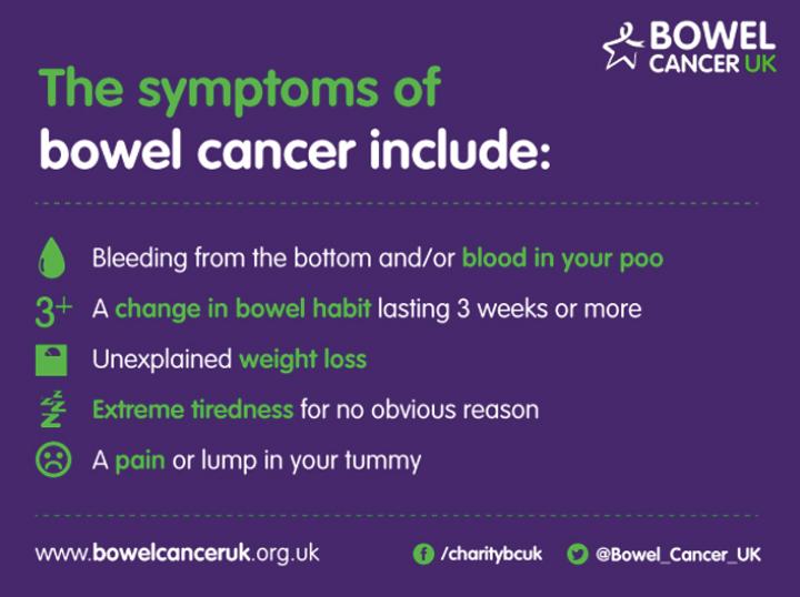 My Mum Has Bowel Cancer - Tracy Kiss