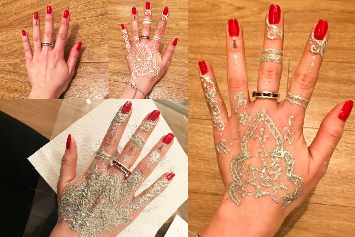 Earth Henna Kit Instructions