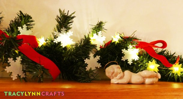 When finished, hang them from your tree, a wreath, or some garland