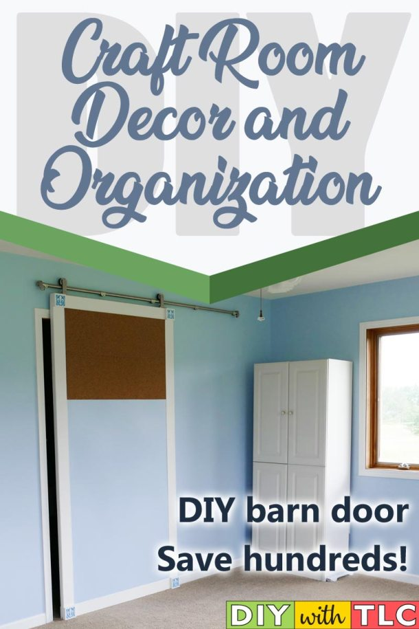 Learn how you can save hundreds of dollars by making your own barn door