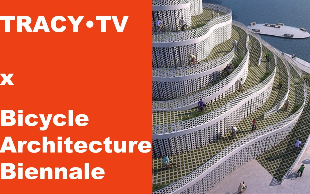 TRACY•TV #32 – Bicycle architecture, Castrum Peregrini & Gaudí's Casa Vincens