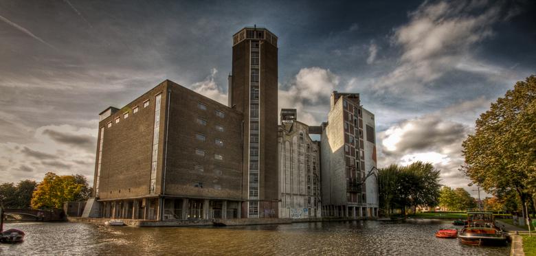 Nieuw leven voor Meelfabriek Leiden