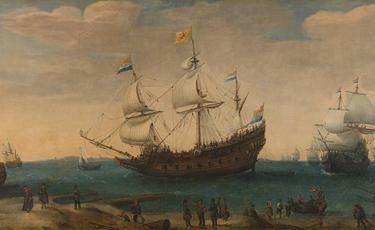 Zoet&Zout: Over zee met de VOC