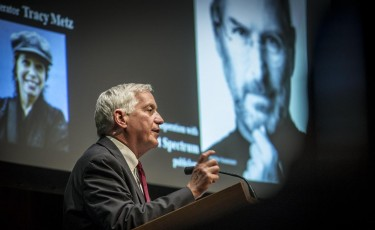 John Adams: Insanely great. Walter Isaacson on Steve Jobs