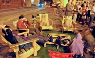 My Venice Biennale 2012 #3:  Micro-urbanism the American way
