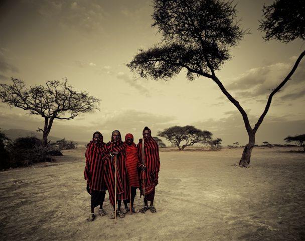 Jimmy Nelson - Maasai, VIII 462