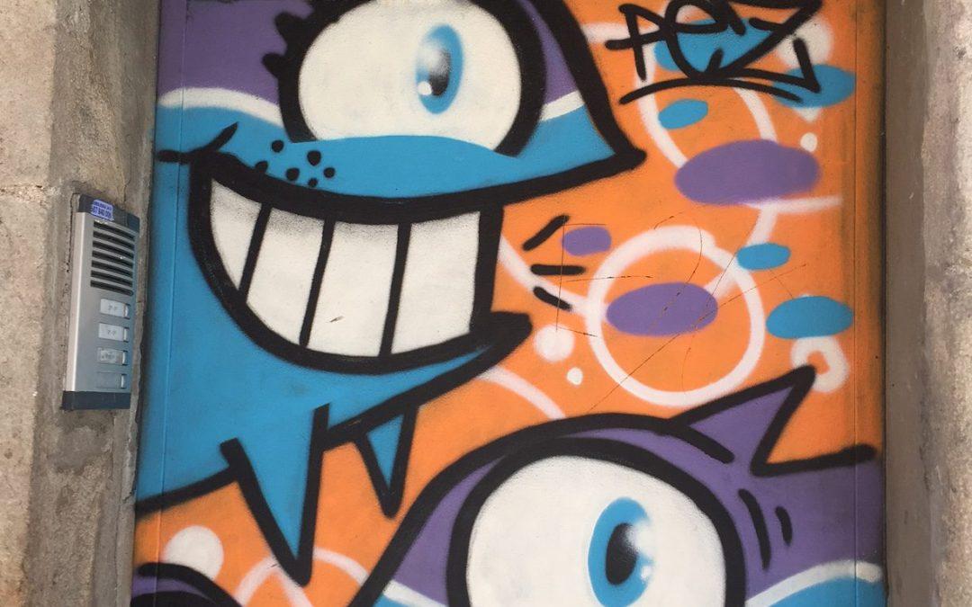 Street art, Barcelona-style
