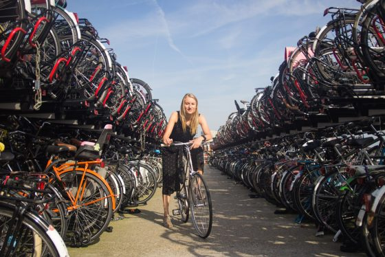 Amsterdam Worldwide First: A Cycling Mayor