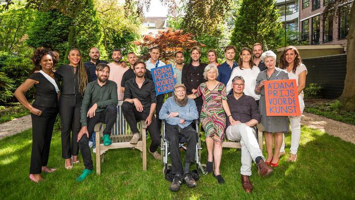 Juryfilm Amsterdamprijs voor de Kunst 2017