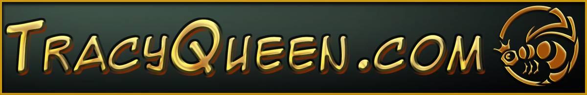 Tracy Queen – Website Banner Logo