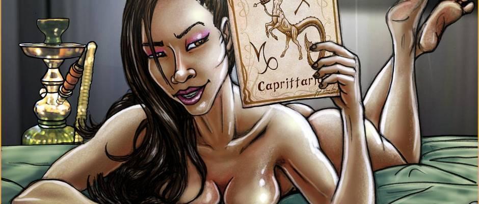 Tracy Queen - Caprittarius