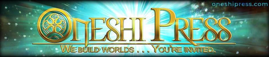 oneshi press banner logo