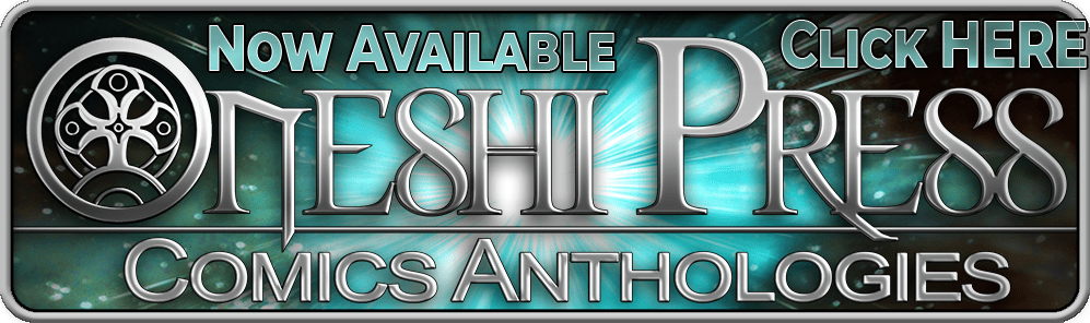 Oneshi Press Indie Comics Anthologies now available from Oneshi press online store at oneshipress.com