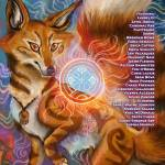 oneshi press jsutice anthology cover fox magic comic comicbook