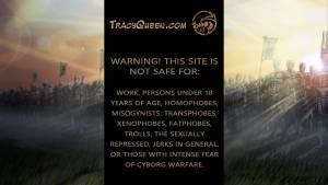 Tracy Queen Website background Image 2020