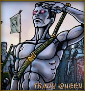 Tracy Queen - 2nd Lieutenant
