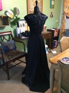 Goth Fairy Tale Wedding Dress, Tracy McElfresh