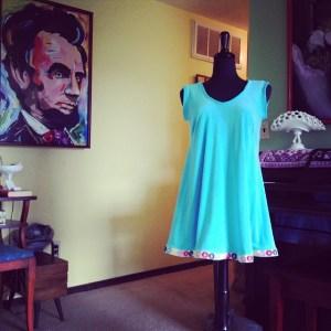 Tracy McElfresh Making Sleepwear