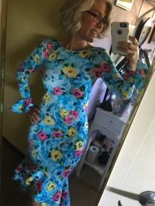 Tracy McElfresh Flamenco Dancing Dress