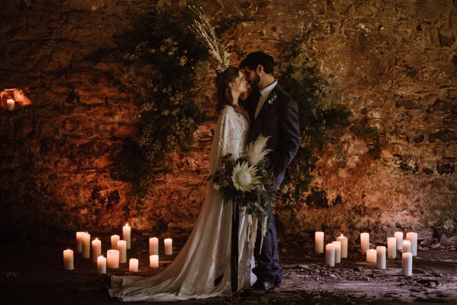 Redhall Romantic Elopement