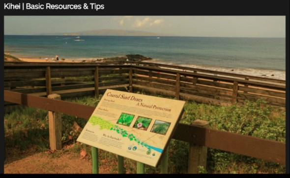 kihei travel tips