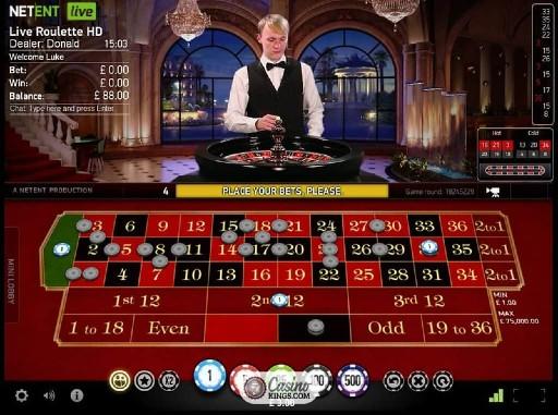 ライブカジノの取り組み