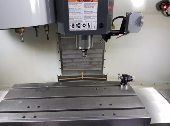 for sale used haas vf 2 vertical machining center in germany'