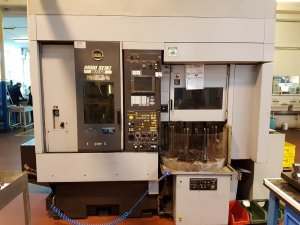 Makinate | Used MORI SEIKI HITACHI CS250 vertical lathe M1701798283 1