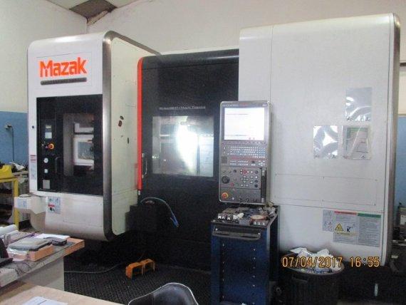 Makinate   Used Mazak Integrex i-200 x 1000 U multitasking lathe M1701932440 1