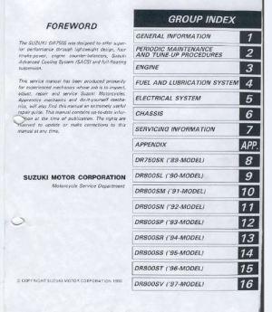 suzuki gs750 1976 1977 1978 1981 workshop manual download