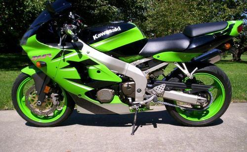 Kawasaki Zx600 Gpz600r Gpx600r Ninja 600r Ninja
