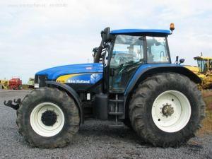 New Holland TM120 TM130 TM140 TM155 TM175 TM190 Tractor