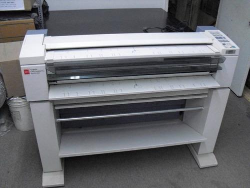 Xerox 3001 Engineering Copier (60 Hz/ 50 Hz) Service ...