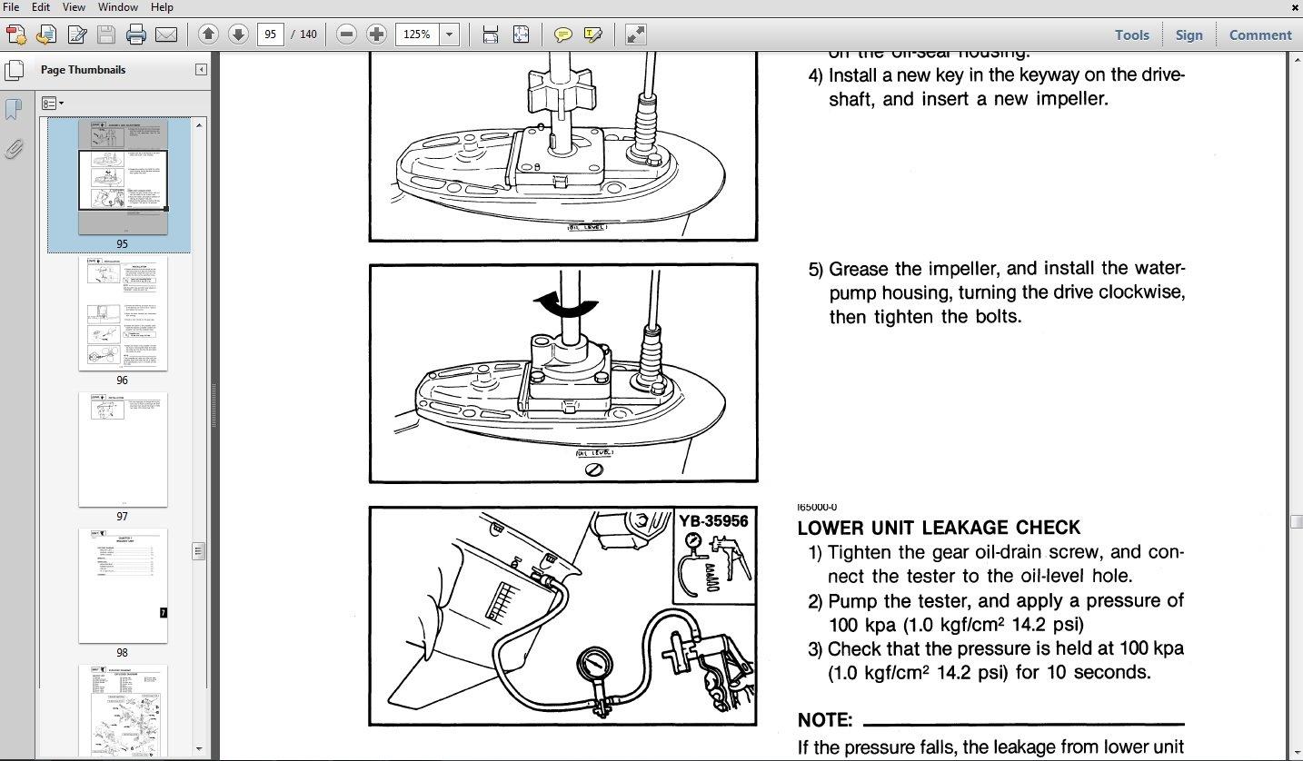 Astounding Wiring Diagram Engine Tilt And Trim Suzuki Key West ...
