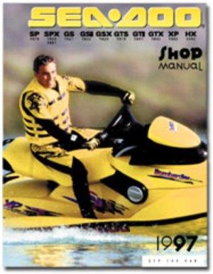 1997 SeaDoo SP, SPX, GS, GSI, GSX, GTS, GTI, GTX, XP