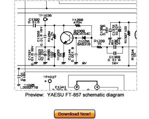 Download VERTEX YAESU FT857 Service Repair Manual