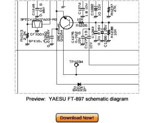Download VERTEX YAESU FT897 Service Repair Manual