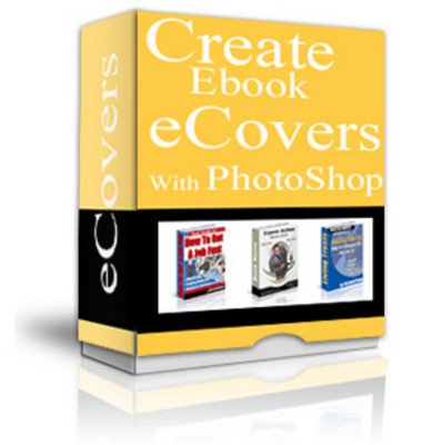 Create Ebook Ecovers With Photoshop Private Label Rights ...