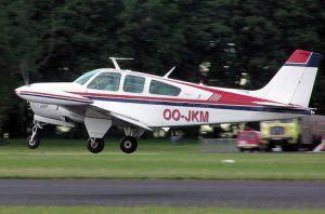 Beechcraft Bonanza 14 Volt Electrical WIRING DIAGRAM
