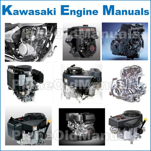 Kawasaki Fc150v Ohv 4 Stroke Air Cooled Gasoline Engine