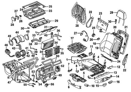 2003 Mercedes C230 Fuse Box Diagram Wiring Diagrams Library