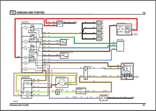 land rover discovery 3 radio wiring diagram the wiring 1996 land rover radio wiring wirdig