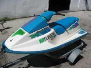 1993 SEADOO SEA DOO PWC SERVICE REPAIR SHOP MANUAL  Tradebit